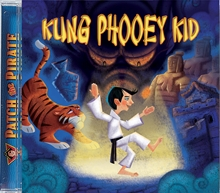 The Kung Phooey Kid